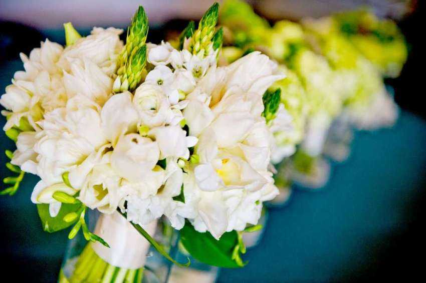 White Peonies and Ranunculus Bouquet Shellie Ferrer Events Park City Wedding Planner