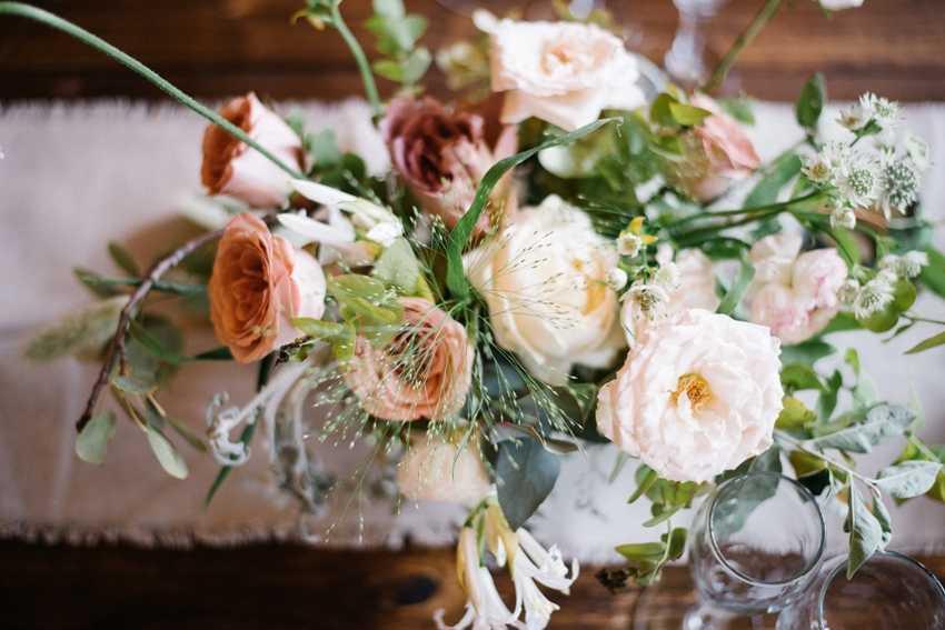 Rustic Florals Park City Wedding Planner Shellie Ferrer Events