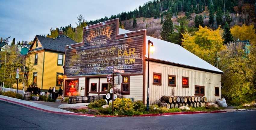 High West Distillery Rehearsal Dinners Shellie Ferrer Events Park City Wedding Planner