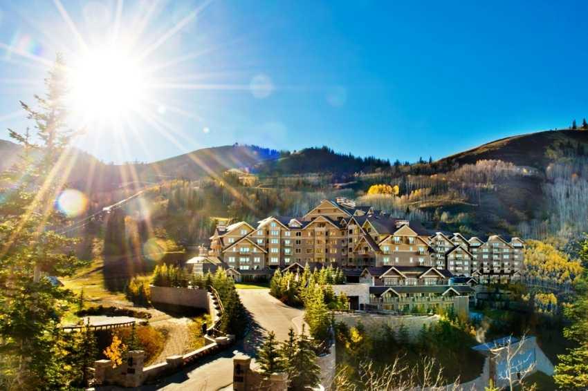 Montage Deer Valley Shellie Ferrer Luxury Events Planner Deer Valley Utah