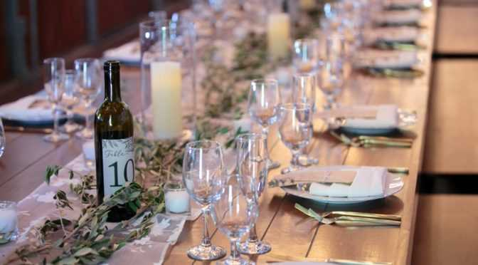 Tuscan Olive Branch Tablescape Park City Wedding Planner Shellie Ferrer Events