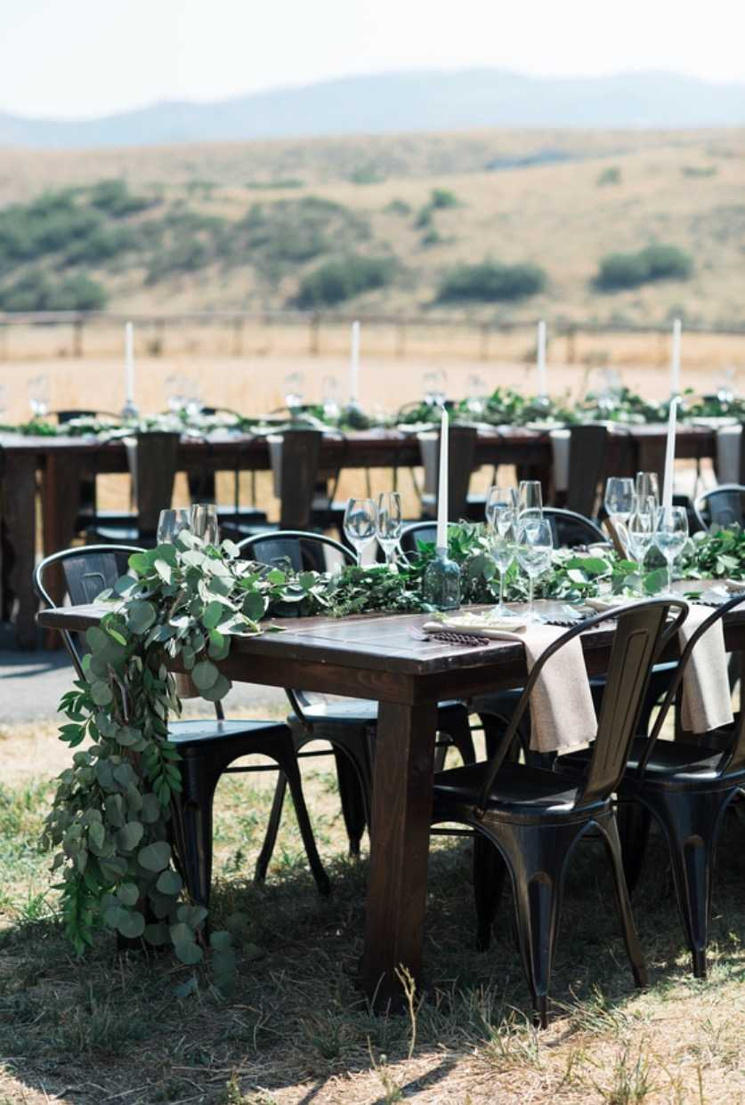 Rustic Ranch Wedding Park City Wedding Planner Shellie Ferrer Events