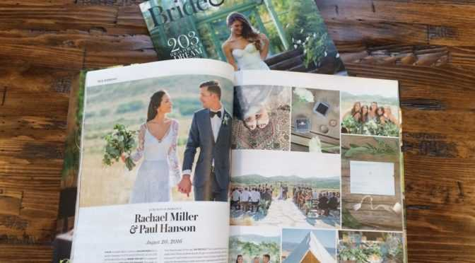 Salt Lake Park City Bride & Groom Magazine Wedding Planner Shellie Ferrer Events